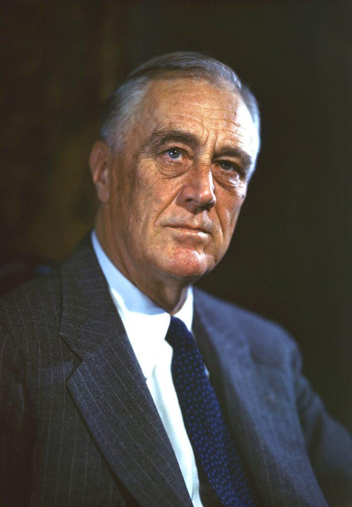 Biography of Franklin Roosevelt