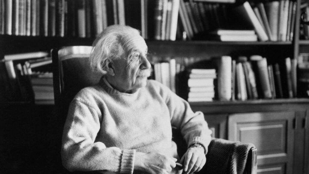 Untold Story of  Albert Einstein