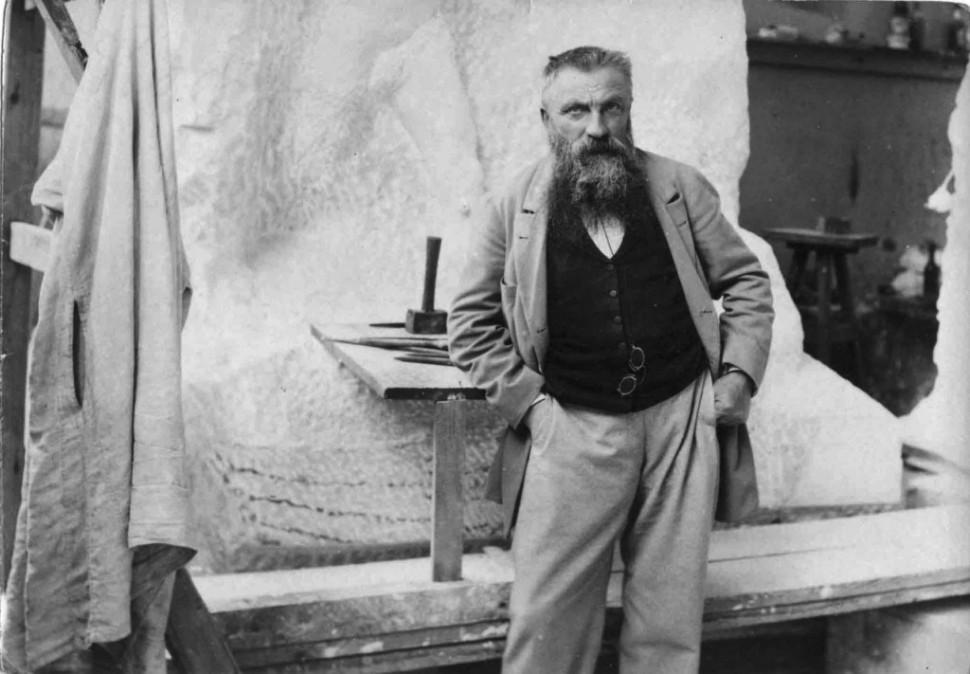 Auguste Rodin Great Sculptor