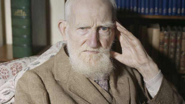 Biography of George Bernard Shaw