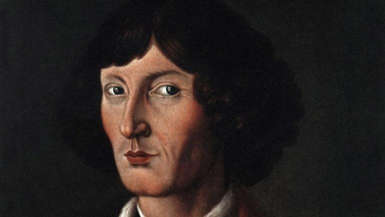 Who is Nicolaus Copernicus