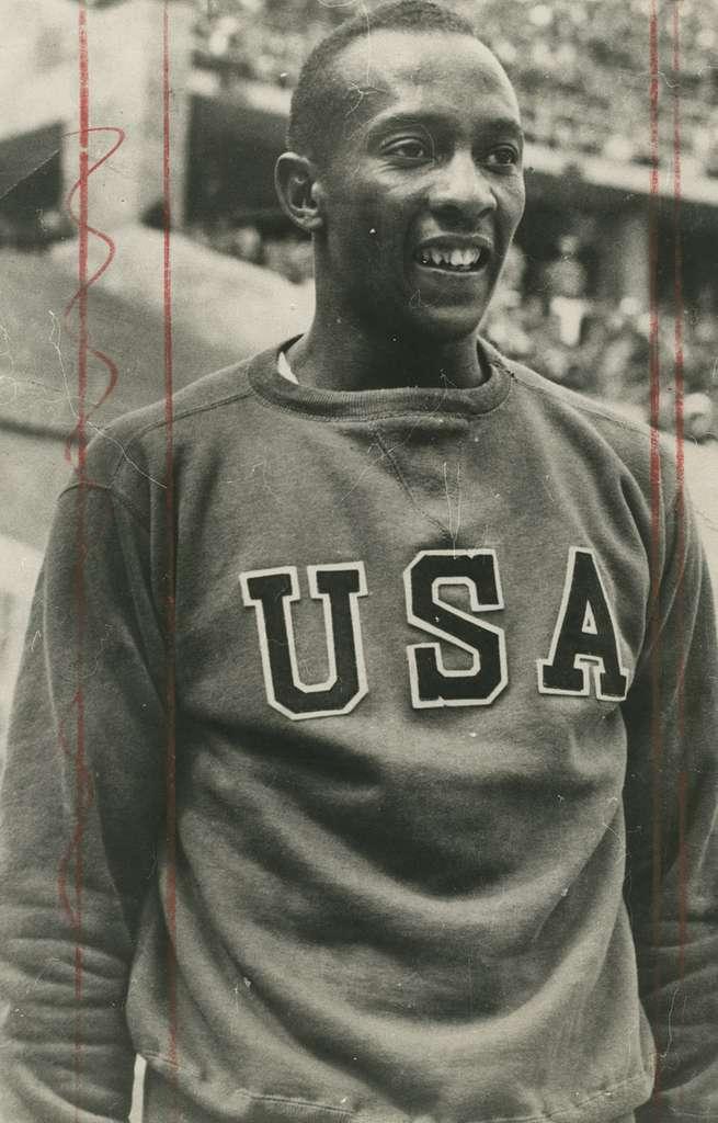 The Athlete Jesse Owens