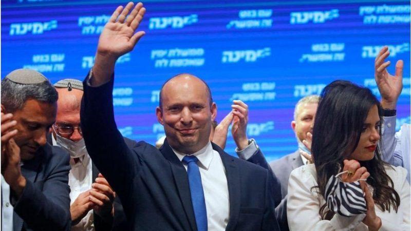 Political Career of Naftali Israel